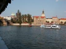 Praga vieja Imagenes de archivo