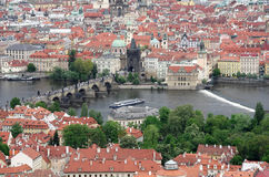 Praga vieja Imágenes de archivo libres de regalías