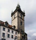 Praga vieja fotos de archivo