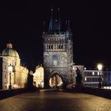 Praga vieja Foto de archivo