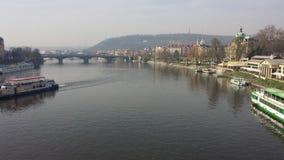 Praga w jej pięknie Zdjęcie Stock