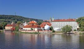 prague środkowy czeski widok fotografia royalty free