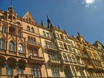 Prague 02 stock photography
