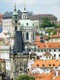 Prague. The Litte Quarter of Prague, Czech Republic Royalty Free Stock Image