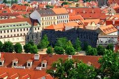 The Prague. Stock Photo