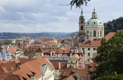 Prague 17 Royalty Free Stock Photo