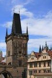 Prague. Panorama of Prague city (Czech Republic Royalty Free Stock Images