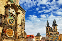 Prague Royaltyfri Foto