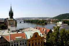Prague 40. Travel in the prague, europe Royalty Free Stock Image