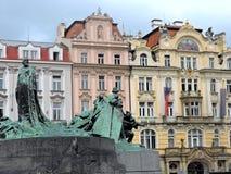 Prague Royaltyfri Fotografi