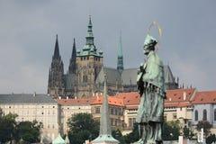 Prague Fotografering för Bildbyråer