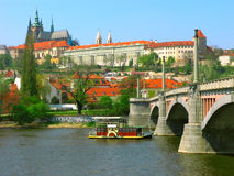 prague fotografia royalty free