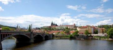 Prague. City of Czech Republic Stock Photos