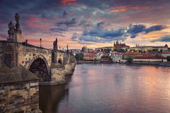 prague Images libres de droits