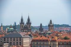 Prague Arkivfoto