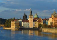 Prague-7 Royalty Free Stock Images