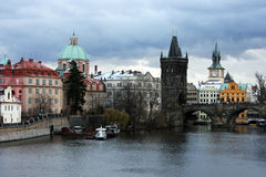 Prague. Royalty Free Stock Photography