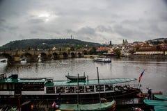 Prague Royaltyfria Foton