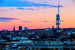 Prague Arkivfoton