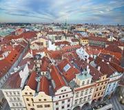 Prague. Royalty Free Stock Photos