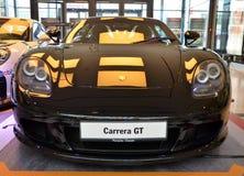 PRAGUE - APRIL 14: Porsche Carrera GT Stock Images