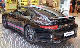 PRAGUE - APRIL 14: Porsche 911 991 Stock Image