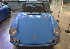 PRAGUE - APRIL 14: Porsche 911 Targa F series (1973) Stock Images