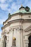 Prague architechture stock images