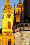 Prague - architectural style Royalty Free Stock Image