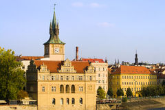 Prague Architecture Royalty Free Stock Image