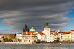 Prague architecture Royalty Free Stock Images
