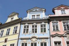 Prague Architecture Royalty Free Stock Photo