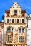 Prague architecture, Czech Republic Royalty Free Stock Image