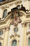 Prague architectures. Stock Photos