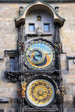Prague Astronomical Clock Royalty Free Stock Image