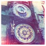 Prague Astronomical clock Royalty Free Stock Photography