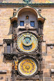 Prague Astronomical Clock, Czech Republic Royalty Free Stock Image