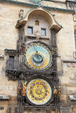 Prague, astronomical clock Stock Photo