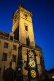Prague Astronomical clock 01 Stock Photos