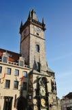 Prague Astronomical Clock, Orloj Royalty Free Stock Images