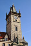 Prague Astronomical Clock, Orloj Stock Photography