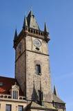 Prague Astronomical Clock, Orloj Stock Photography
