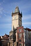 Prague Astronomical Clock, Orloj Royalty Free Stock Image