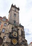 Prague Astronomical Clock, Prague Royalty Free Stock Photography