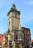 Prague Astronomical Clock Tower, Czech Republic Royalty Free Stock Photography