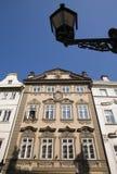 Prague - baroque facade Royalty Free Stock Photography