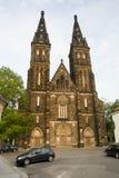 Prague Basilica Stock Photos
