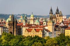 Prague, Bohemia, Czech Republic Royalty Free Stock Image