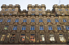 Prague Building Royalty Free Stock Photo