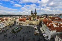 Prague Building Royalty Free Stock Image
